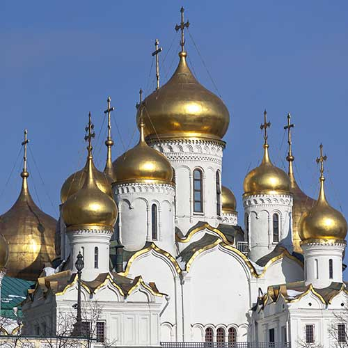 central de visados rusos