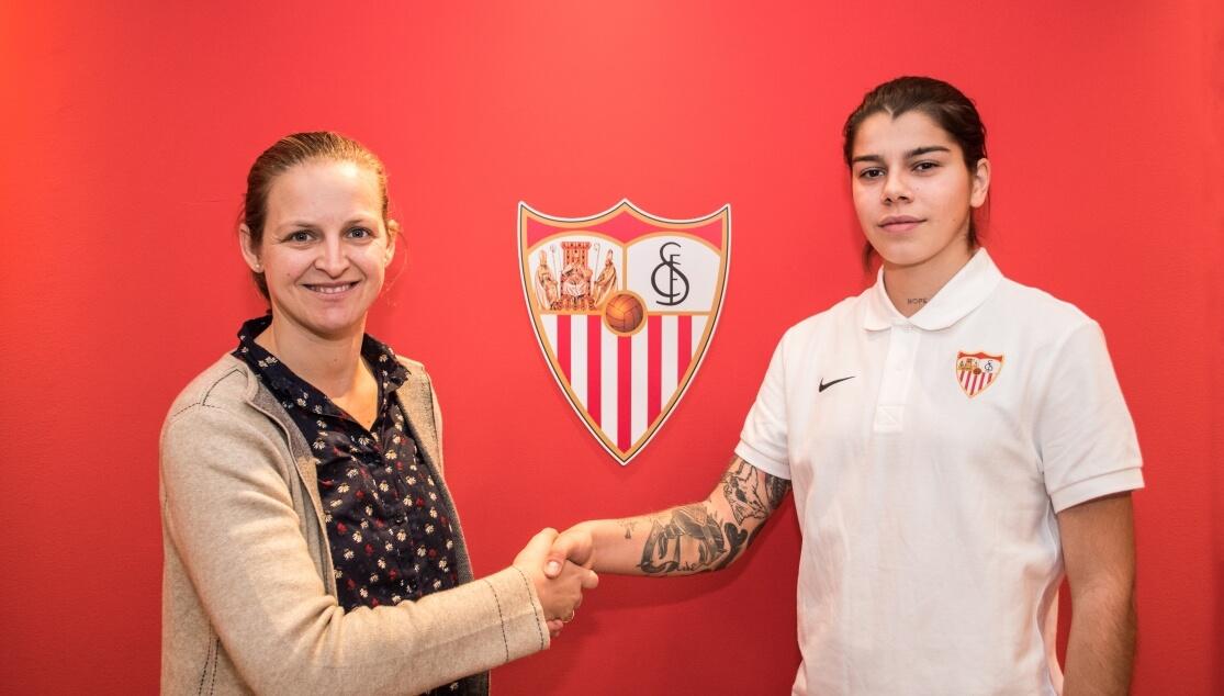 Nadya-Karpova-Amparo-Gutierrez-fichaje-Sevilla-FC-femenino